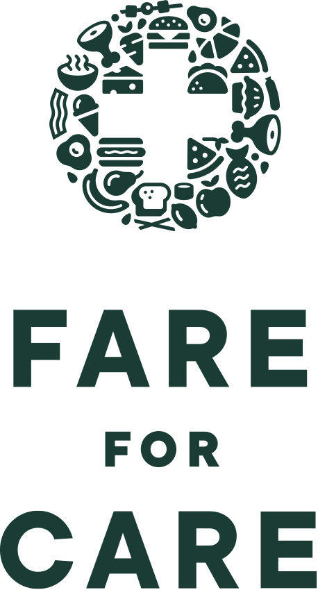 Fare for Care Vertical Image