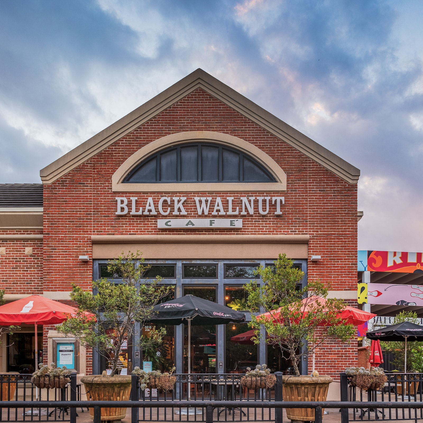 black walnut cafe houston