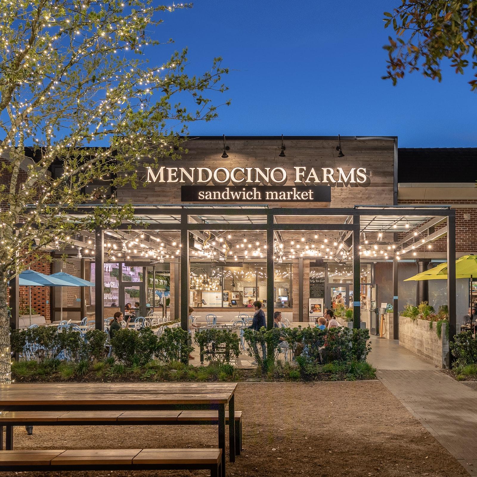 mendocino farms houston
