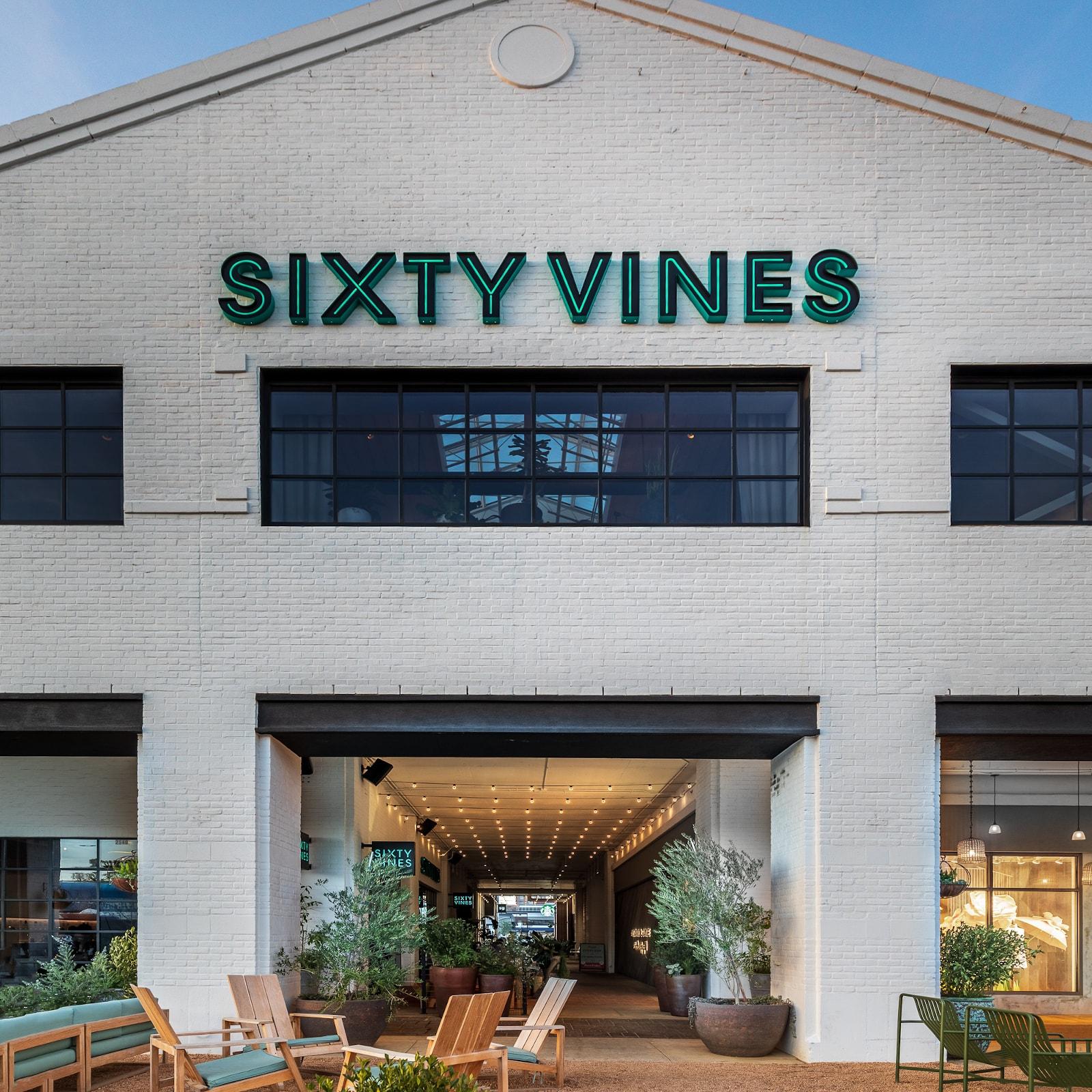 sixty vines houston