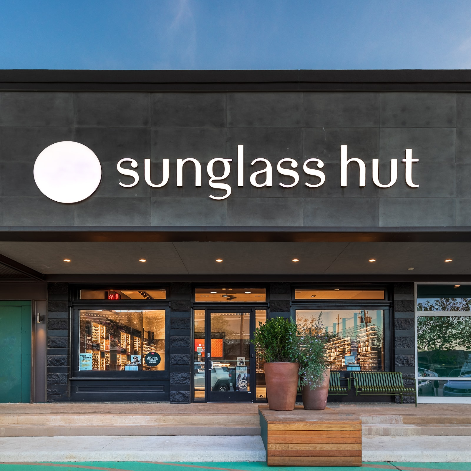 sunglass hut houston